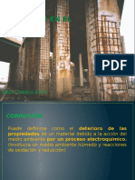 Exposicion - Corrosion en El Concreto