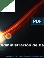 Adminitracion de Base de Datos