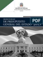 Anexo 3 - Gastos Tributarios Presupuesto 2015