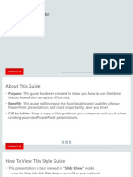 Presentation HowTo Guide