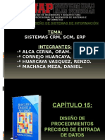Análisis y diseño de sistemas