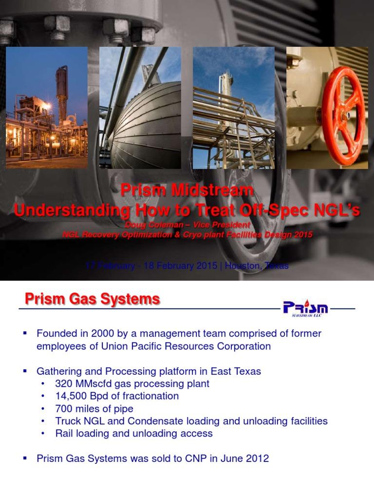 Oilfield NGL Liquid Handling | Natural Gas Processing | Natural Gas