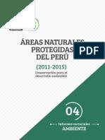 Informe 4 Áreas Naturales Protegidas Peru