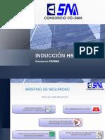 INDUCCIÓN HSE-CEISMA