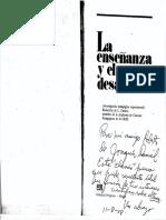 Zankov - La Ensenanza y El Desarrollo