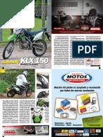 Kawasaki KLX150 Ed101