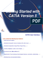 Getting Started with Catia Version 5