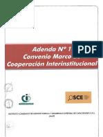 CONVENIO  IAGP-OSCE
