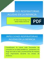 01.- Infecciones Respiratorias Agudas en La Infancia