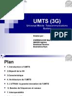 UMTS 2013