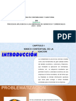 PROCESO CONTABLE DE LA EMPRESA COMERCIAL