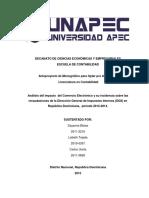 Anteproyecto Comercio Electronico- Final
