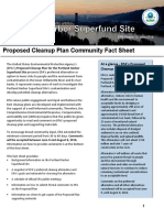 Portland Harbor Superfund cleanup plan