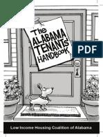 2015 Alabama Tenants' Handbook