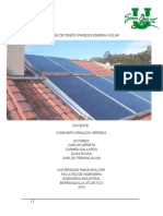 Informe Proyecto de Energia Termica