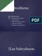 Sub Cultur As
