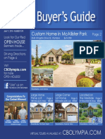 Coldwell Banker Olympia Real Estate Buyers Guide June 11th 2016