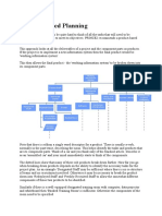 Product Based Planning Handout