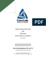 Cromatografias GAS Forasteros 1-2