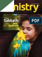 Ministry January 2015