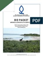 Mud Flats Lease Bid Package