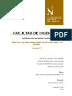 Prácticas de Responsabilidad Social en El País y La Región
