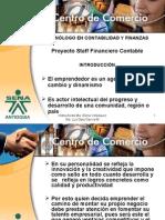 """PRESENTACIÃ""""N DEL PROYECTO DEL TECNOLOGO DESDE CERO-v 2003"""