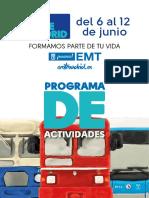 Programa Completo EMT Buses