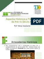 Aspectos Históricos e Filosóficos Da Arte No Século - Arquivo Do Acadêmico