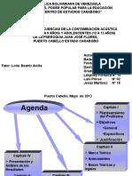 Contaminación Acústica Pto Cabello