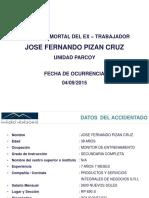 Presentacion - Accidente Mortal 04 09 15