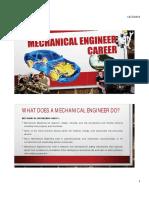 Mechanical Engineer 1