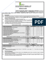 Edital 011 - Portador de Diploma