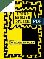 Living English Speech