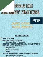 Conde Jairo, K Arl Amaya Rocaas Como Acuiferos y ACUIFEROS COLGANTES