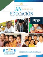 Plan Educacion