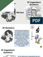El Quimico Versus Ingeniero Quimico