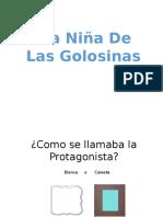 L a Niña de Las Golosinas