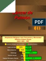 Oncología - Cancer de Pulmon