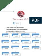 Estructura Empresarial Cobrecon S.a.C.