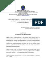 Resolução 004-2014 - Código de Conduta