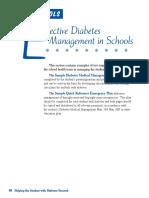 Diabetes Management Plan2