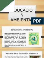 diapositivas educacion ambiental