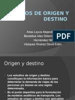 Diapositivas Estudios de Origen y Destino (1)