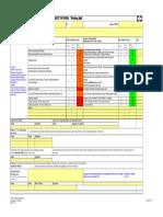 SP0757A1-2 Permit to Work Aloft