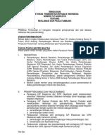 PP 78 Tahun 2010 - Reklamasi Pascatambang Ringkasan
