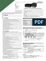 CP Series Manual