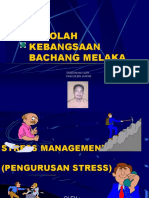 PENGURUSAN STRES