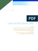 football LawsoftheGame2006
