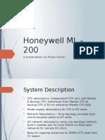 Honeywell PLC